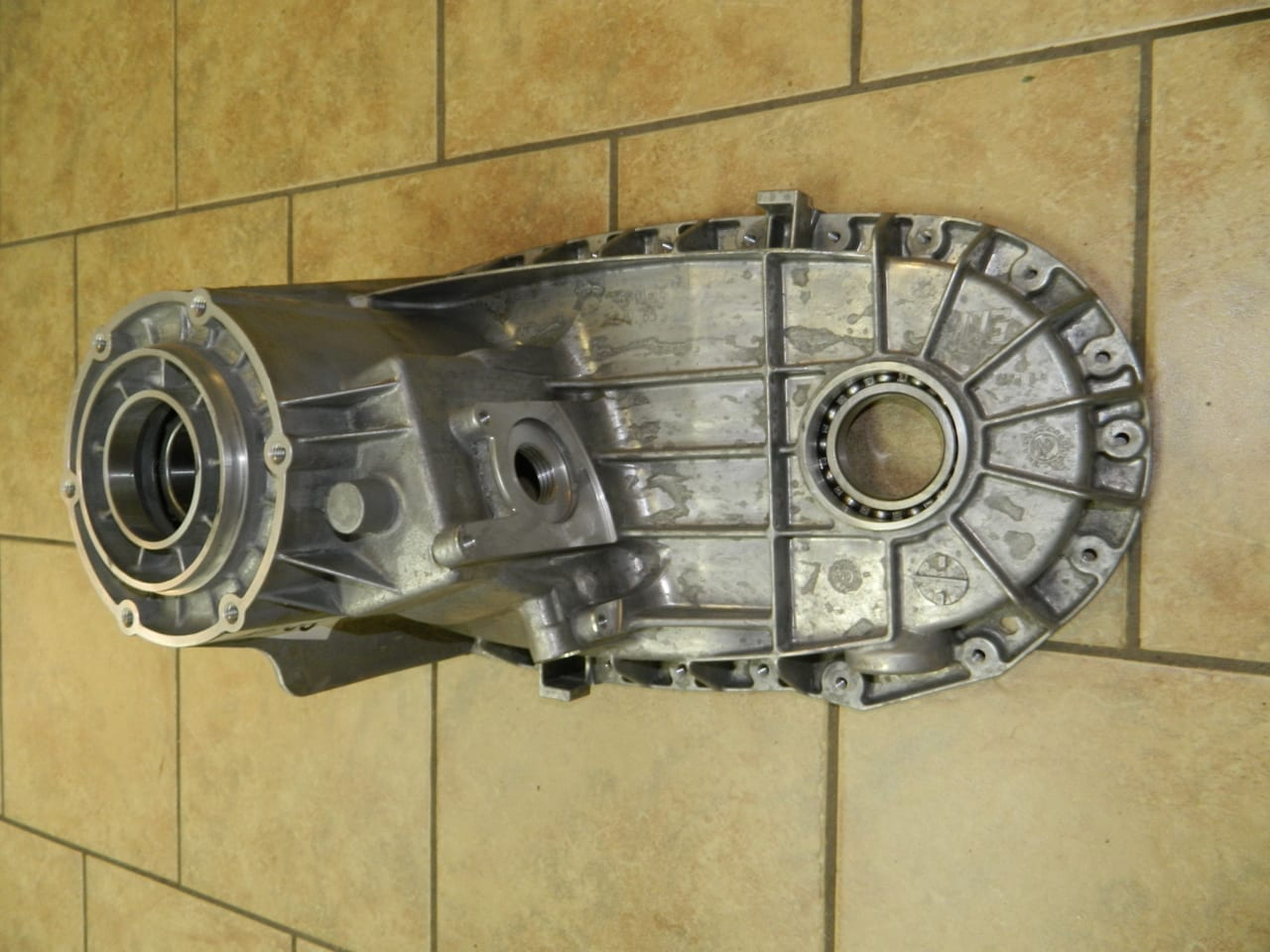 273D 273 Dodge Transfer Case Front 1/2 Electric Shift New Venture NP273 NP273D
