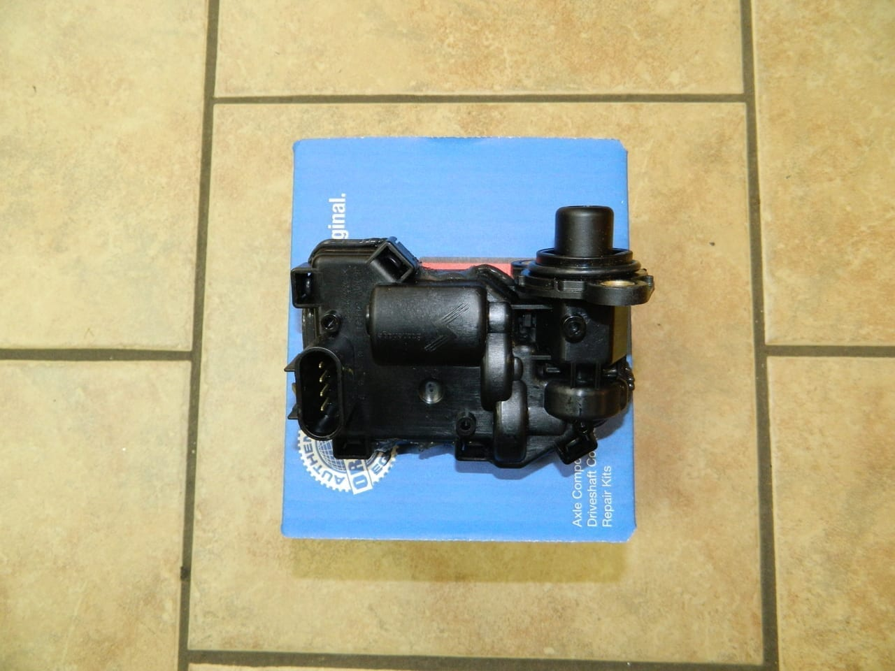 2002-2009 GM 7.25IFS Oil Pan Mounted Chevy Trailblazer 4wd Actuator AAM