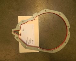 AAM GM Chevy 8.25 IFS Differential Case Gasket 2004+ 4X4 Front Axle 1/2 Ton Truck Tahoe Suburban