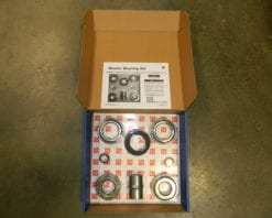 2014+ Dodge Ram 2500 11.5 Coil Spring Rear Differential Master Bearing Rebuild Kit