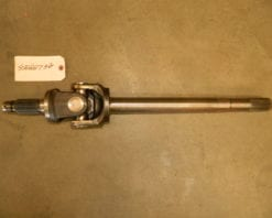 AAM Dodge 9.25 Left LH Front Axle Assembly 2003-2008 C9.25 Ram 2500 3500