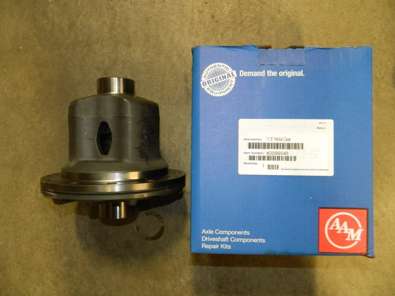 11.5 AAM Helical Posi Trac Differential 2003+ Dodge & 1999+ GM Chevrolet