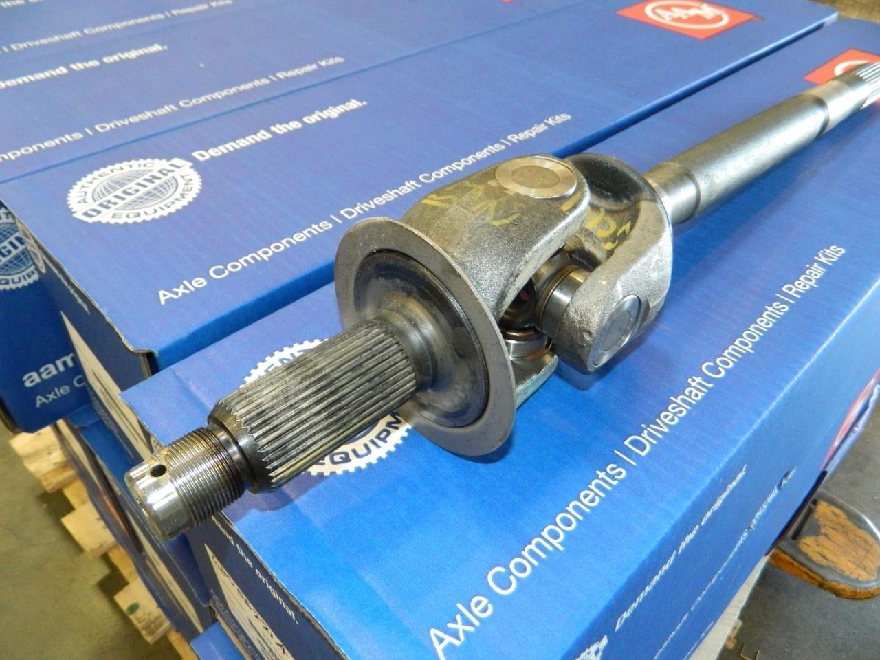 Dodge Driveshaft 4X4 Front Axle AAM 1485 Universal Joint 2003 Ram 2500 3500 OEM