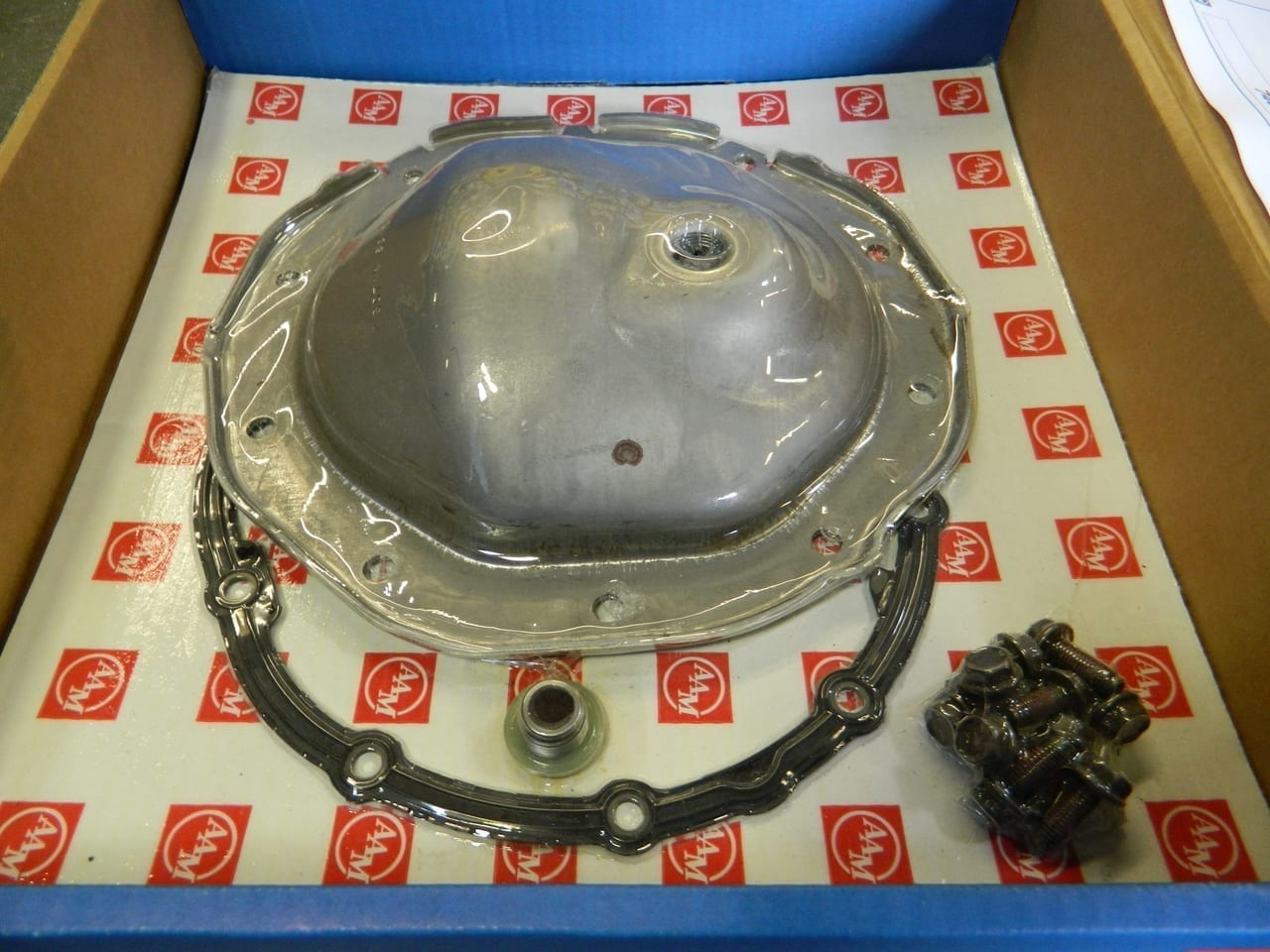 GM Chevy 8 5 8 6 10 Bolt Rear Differential Cover Kit Fill Plug & Gasket