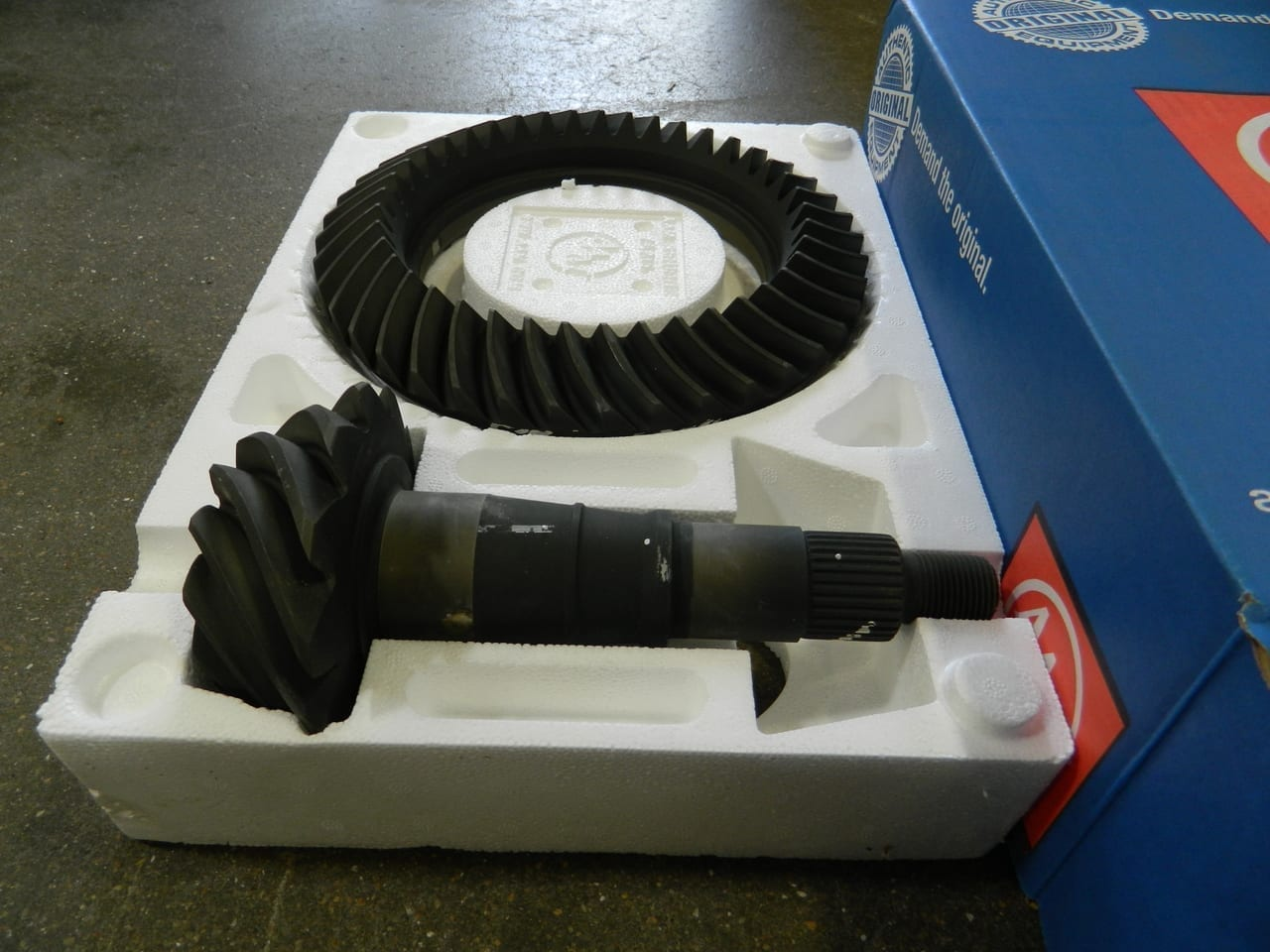 2014+ Dodge Ram 2500 3500 9.25-3:42 Ring Gear Pinion Gear Set AAM 4X4 Front