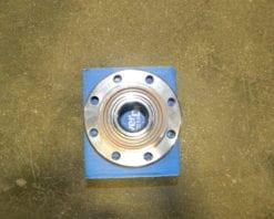 Ford 9.75 Pinion Yoke Round Companion Flange F150 Expedition 4 Bolt