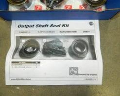Dodge Ram 2500 3500 2003+ 9.25 4X4 Front Axle Tube Seal Kit AAM
