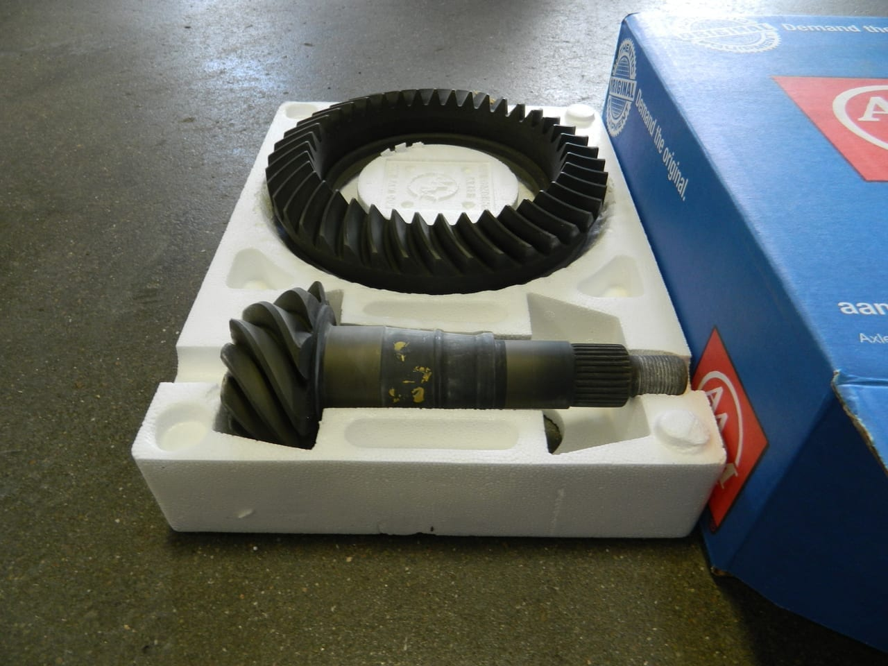 2014+ Dodge Ram 2500 3500 9.25-4:44 Ring Gear Pinion Gear Set AAM 4X4 Front