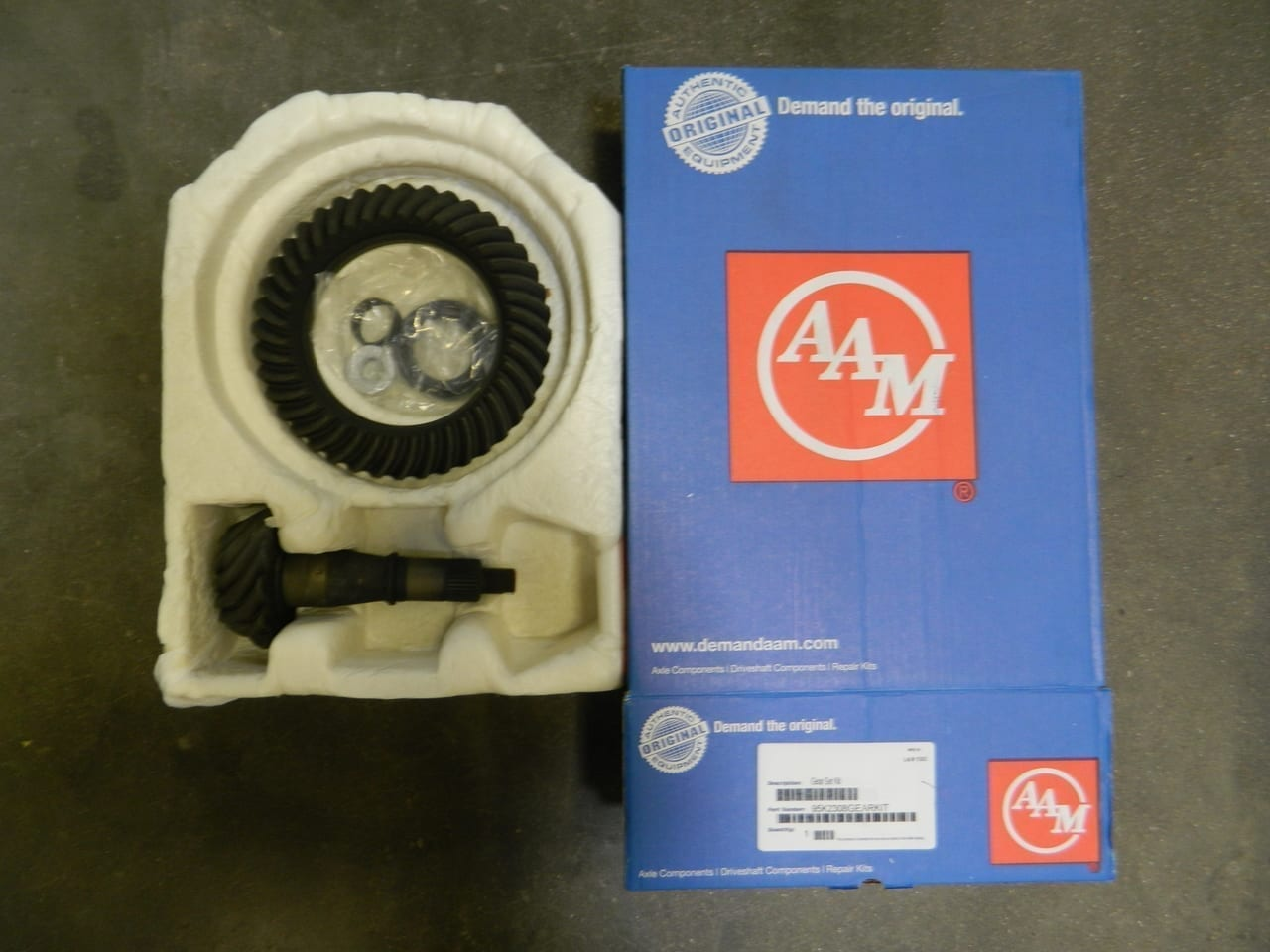 2014+ GM Chevy 9.5 12 Bolt 3:08 Ring & Pinion Gear Set 308 5.3