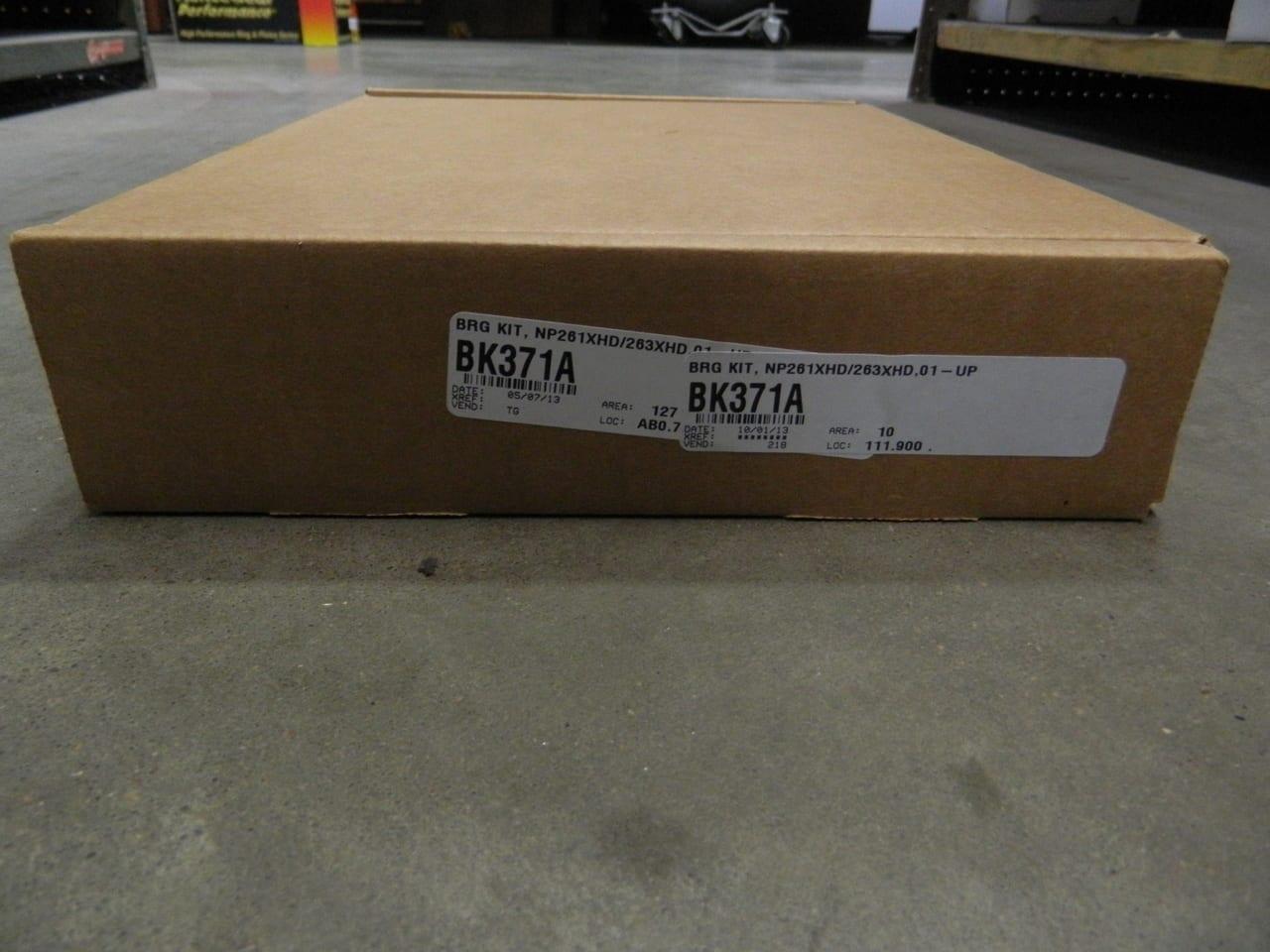 261XHD & 263XHD GM transfer case bearing and seal kit