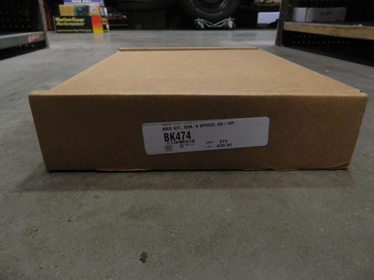 Bearing & seal kit G56 Dodge diesel 6 speed manual transmission 5.9 & 6.7
