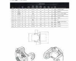 Universal Joint Flange Yoke Driveshaft Dodge Ram 2003+ 1415 U-Joint AAM 4 bolt