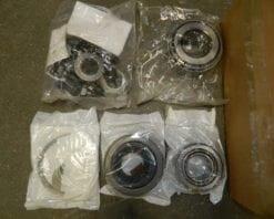 Dana 80 Dodge 4:10 Ring Gear & Pinion Kit with Shims Pinion Bearings 2001 1/2-2003