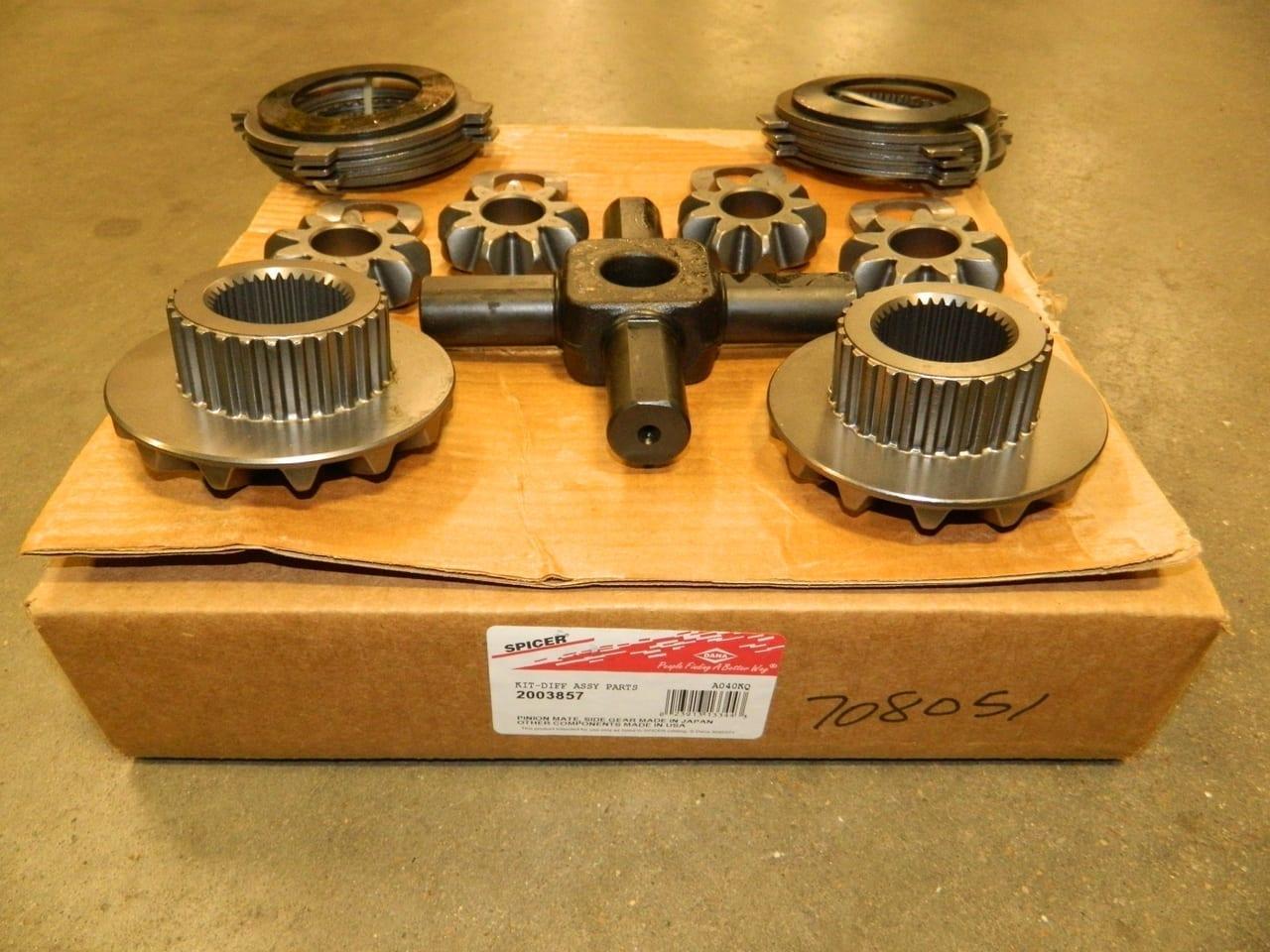 Dana 80 Trac Lok Differential 35 Spline Internal Kit Spider Axle. Dana 80 Trac Lok Differential 35 Spline Internal Kit Spider Axle Gear Clutch Pack Ford. Ford. Ford 1 Ton Dana 80 Diagram At Scoala.co