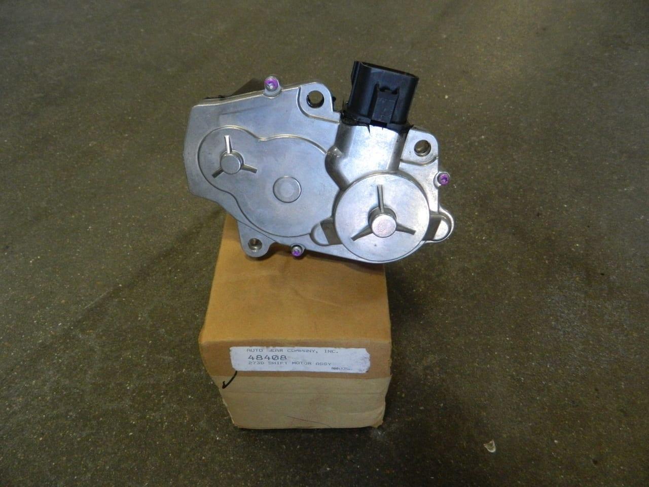 2005-2012 Dodge Ram 2500 3500 Transfer Case Shift Motor Encoder 273D New Venture