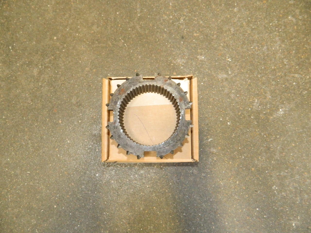 217 273 Ford Dodge Transfer Case Mode Synchronizer Clutch Gear 271D 271F 273D 273F