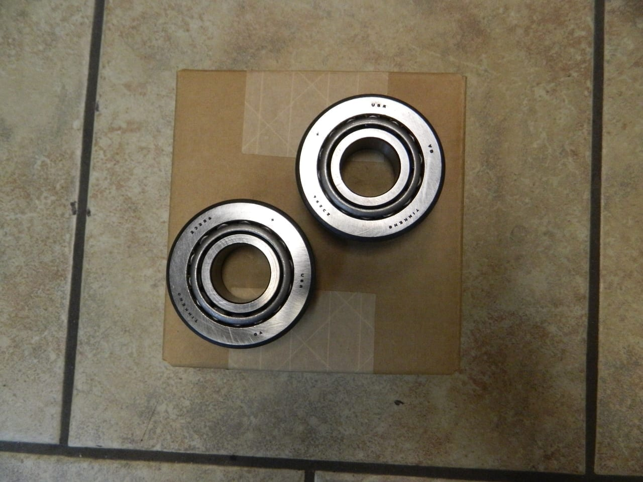 Dana 60 King Pin Lower Bearing Kit GM Chevy Ford Dodge 4X4 Front Axle