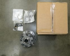 Dana Super 70 Trac Lok Differential Case Carrier Assembly Loaded 35 spline Ford E350 E450