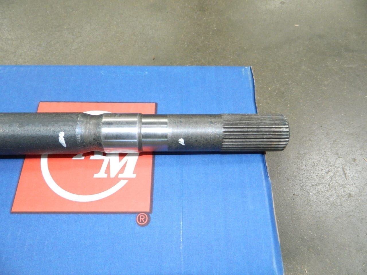 Axle Shaft RH 4X4 Front 2009 Dodge Ram 2500 3500 9.25 Right Hand OEM