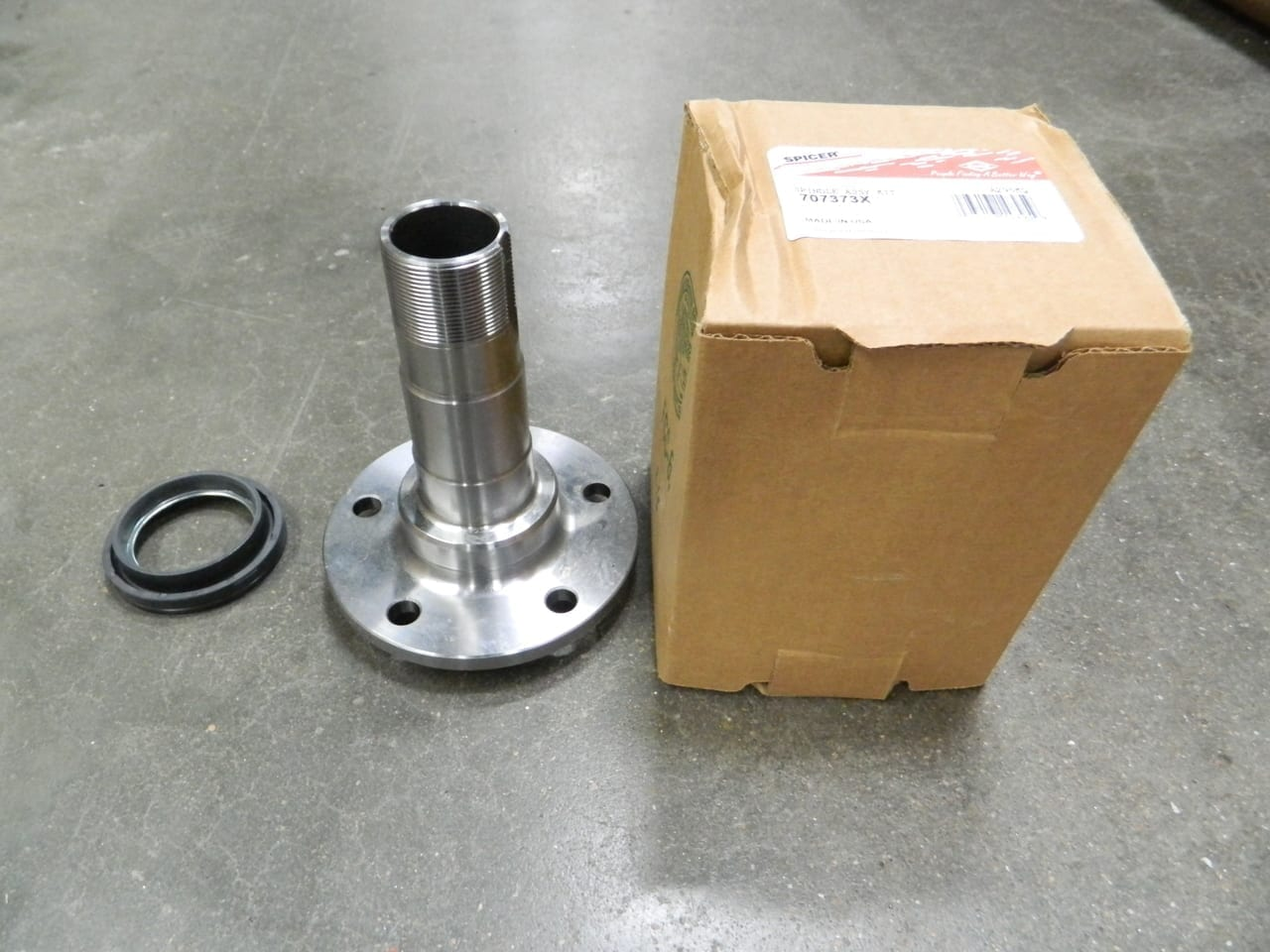 Ford F150 Bronco Dana 44 Spindle 4X4 Front Axle 1993-1996