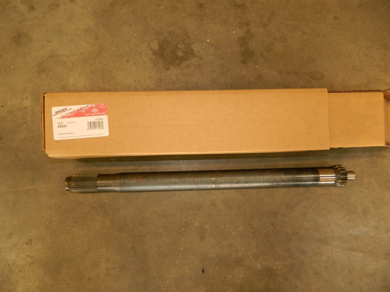 Dodge Dana 60 Disconnect Right Inner Axle Shaft 1994-1999