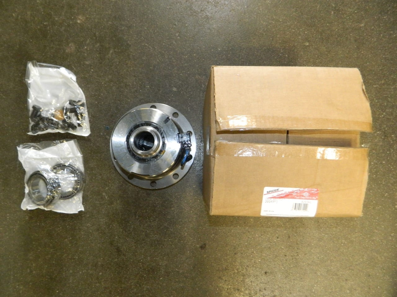 2016950 Dana Spicer OE E-Locker for Nissan Titan M226 Rear 32 Spline 2004-2015