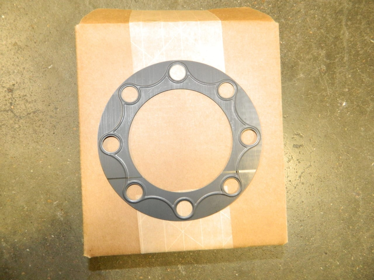 "Dana 80 Ford Axle Flange Gasket 35 Spline Small 4 7/8"" Tin Metal"