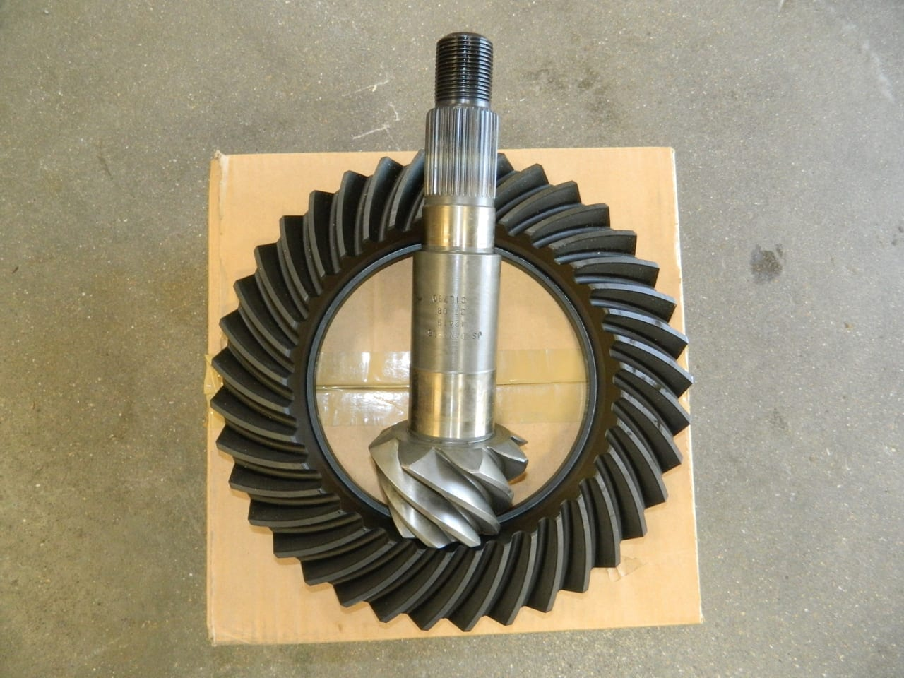 Genuine Dana 80 4:63 Ring & Pinion Set Chevy Ford Dodge 463 Made in U.S.A.