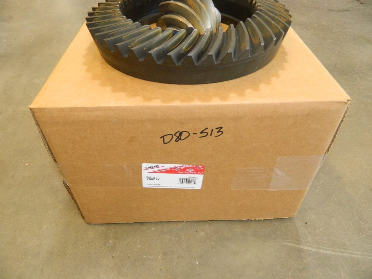 Genuine Dana 80 Ring & Pinion 5:13 Chevy Ford Dodge Made in U.S.A.