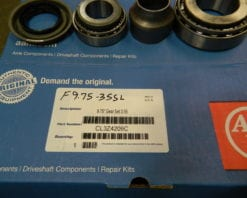 2011+ Ford 9.75 Ring Gear & Pinion Set 3:55 F150 AAM Kit OEM