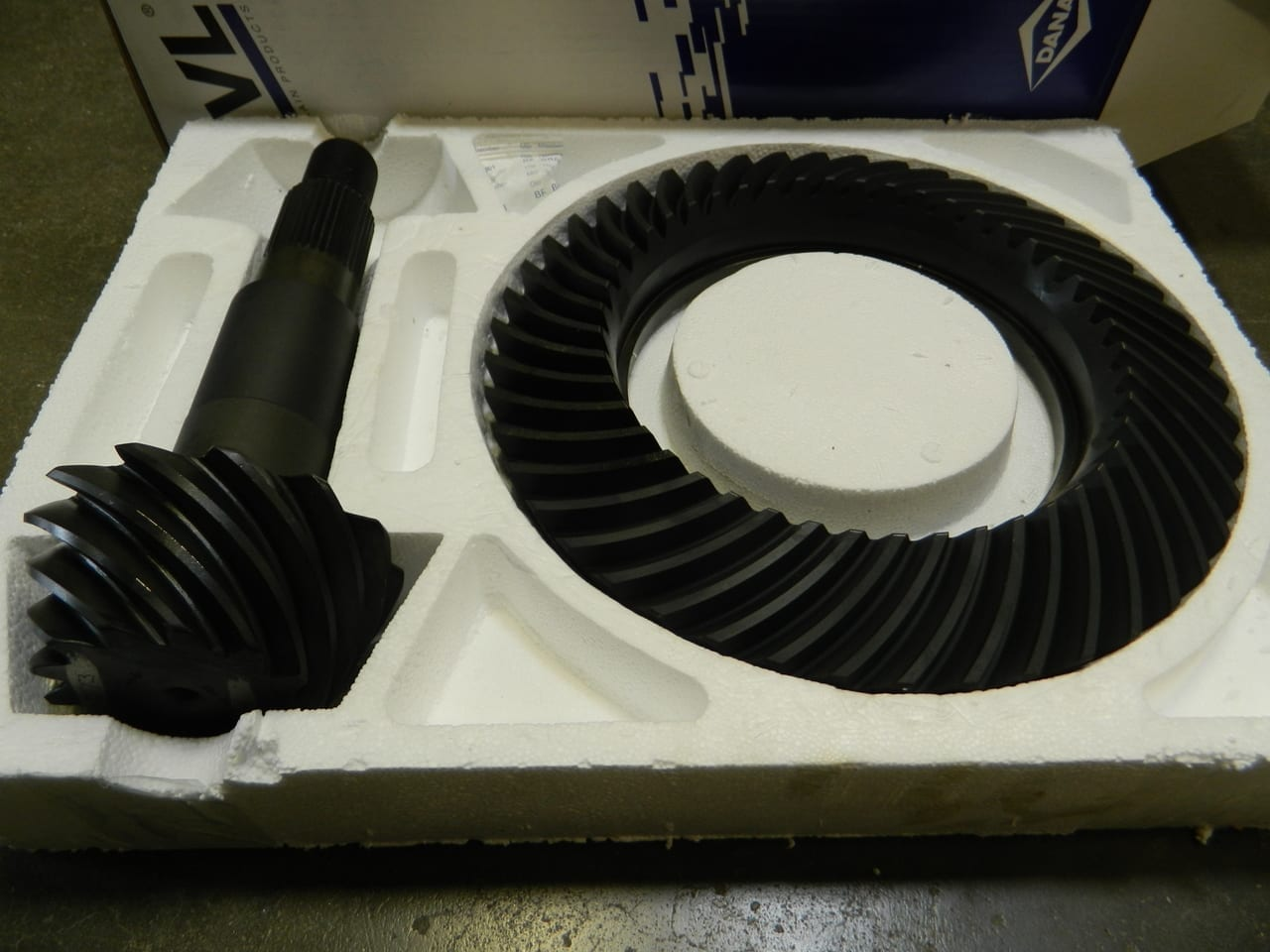 SVL Dana 80 3.54 Ratio Ring & Pinion Gear Set Dodge Ford 354