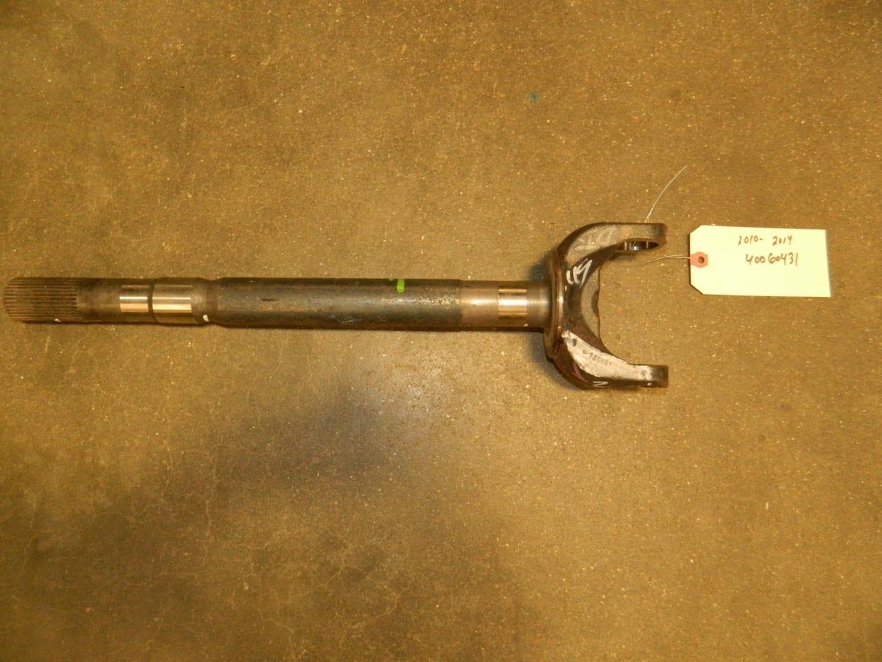 AAM Dodge Ram 9.25 Front Inner Axle LH Left 2010-2013 3/4 & 1 Ton 2500 3500 4X4
