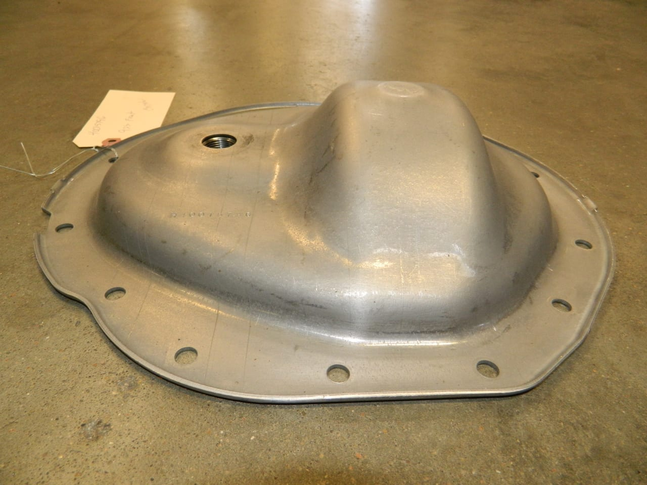 AAM Front 4X4 Differential Cover 2003+ Dodge 2500 3500 9.25 C9.25