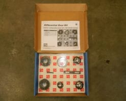 GM 8.6 Axle Gear Kit Spider Open Differential 1999-Mid2000 W/Disc Brakes 2 large windows