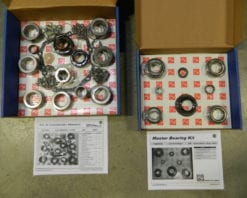 """AAM Complete Master Overhaul kit 2004+ 7.6"""" IFS Front Differential Chevy GMC Canyon Hummer H3 Colorado"""