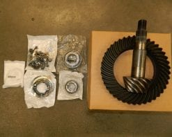 Dana 80 Ford 3:73 Ring Gear & Pinion Kit Set Thin fits 4:10 and Down Differential Carrier