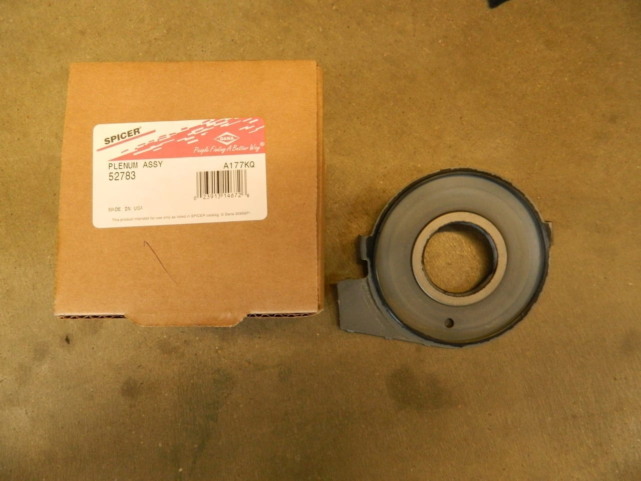 Dana 44 Jeep Hydra Lok Vari Lok Differential Plenum Limited Slip Spicer