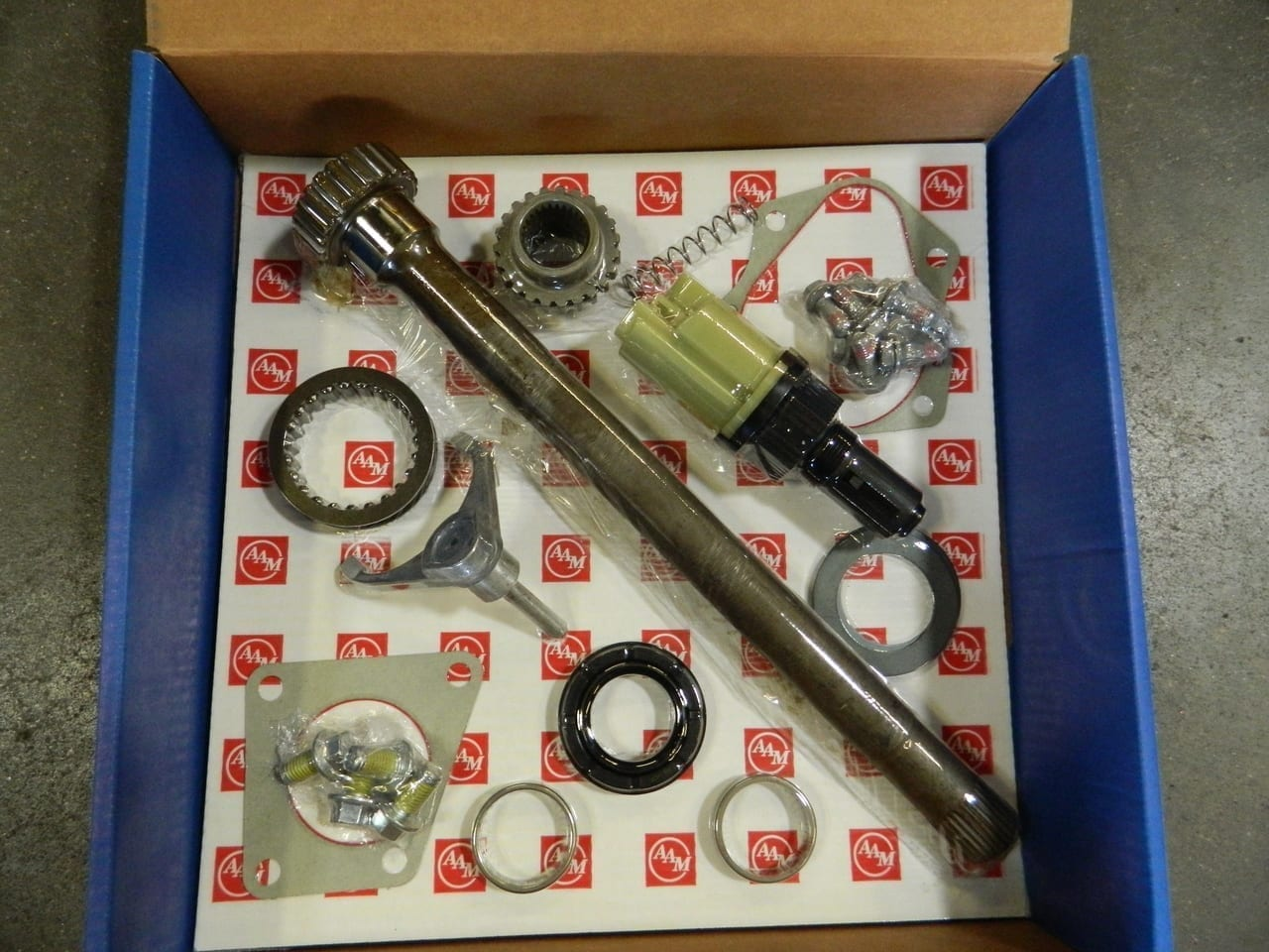 "OEM Disconnect Shifter Kit Front Axle 7.6"" IFS 2003-2012 Colorado Canyon Chevy GMC"