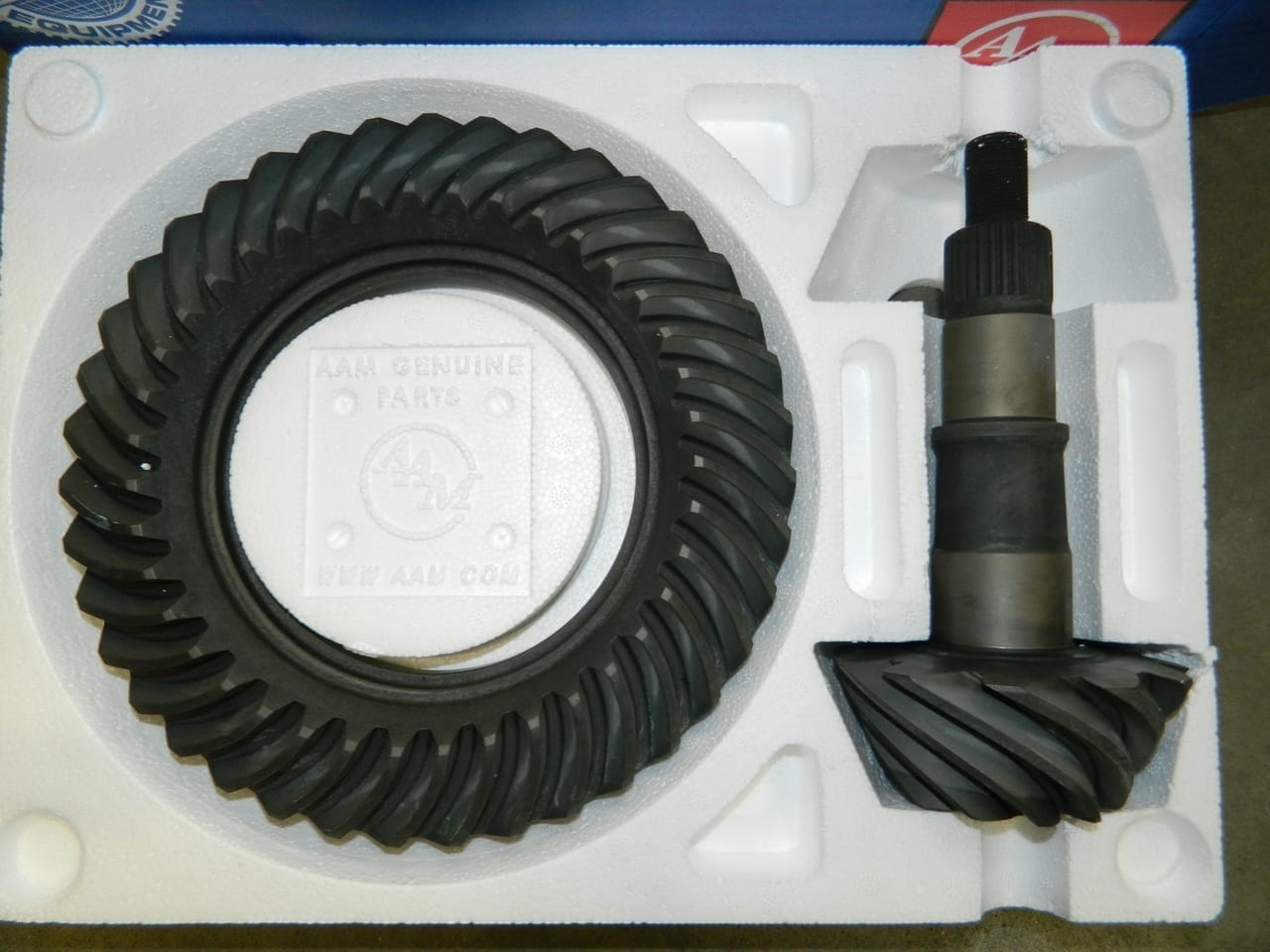 Genuine AAM Ford 8.8 3:55 Gear Set Ring & Pinion Mustang F150 Crown Victoria Explorer