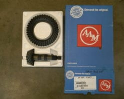 GM10-342 OEM AAM Ring & Pinion 10 Bolt Gear Set 8.5/8.6 Chevy Car and Truck