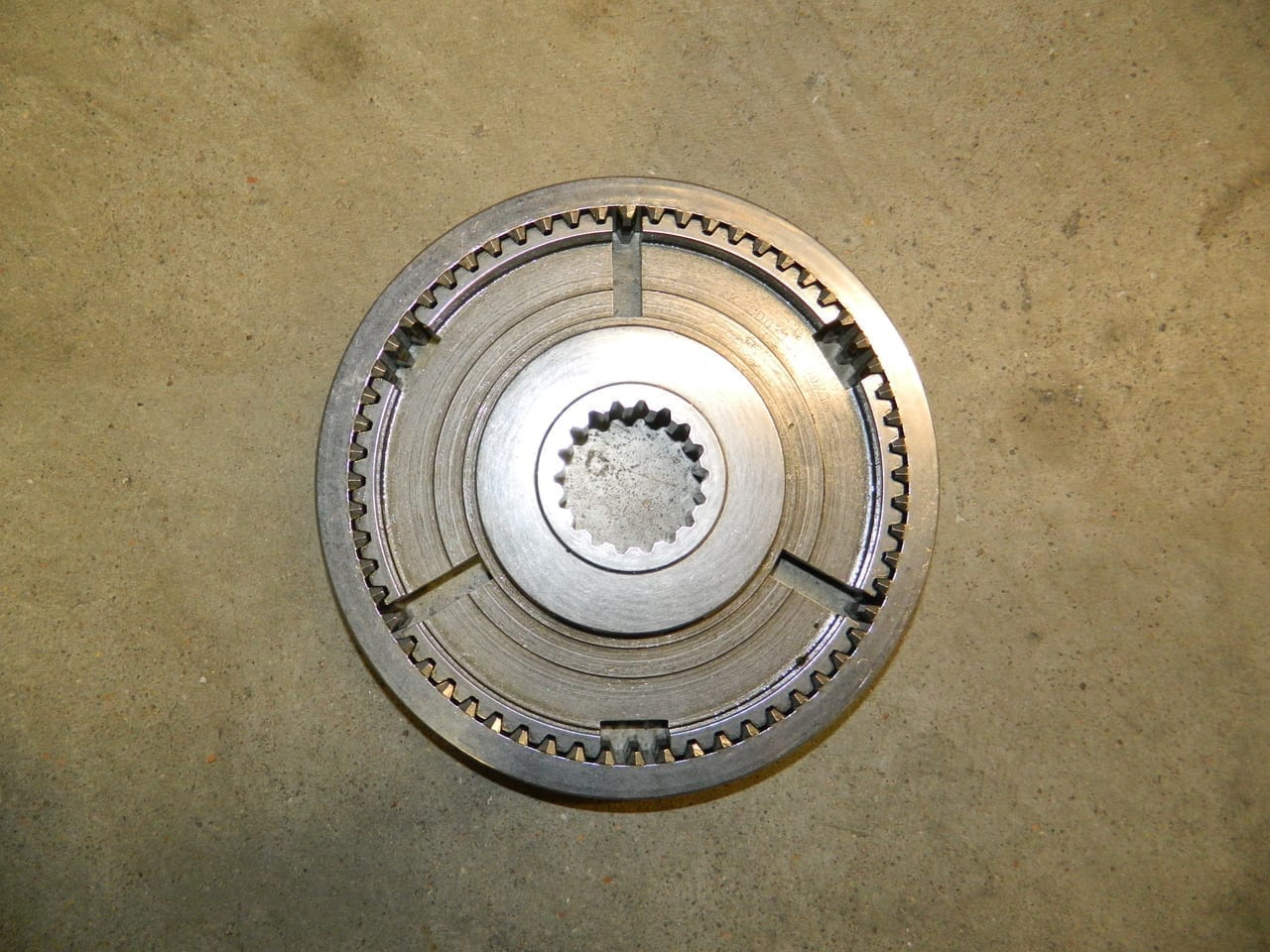 G56 5-6 Synchronizer Hub & Slider Dodge Diesel 6 Speed transmission