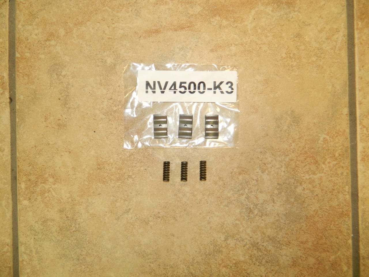 NV4500 Synchro Key & Spring kit 3-4, 5th & Reverse GM Dodge