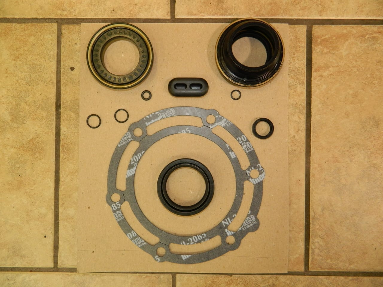 261 & 263 Transfer Case Seal & Gasket Kit GM Chevrolet