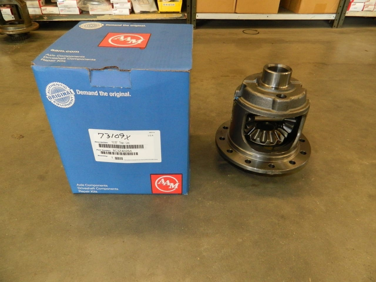 Ford 10.25 Posi Trac Differential 73109X F250 F350