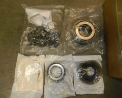 Dana 80 Dodge 3:54 Ring Gear & Pinion Kit with Shims Pinion Bearings