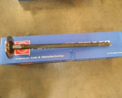 "AAM 1988-1991 GM 8.5 8 1/2"" 10 Bolt Rear Axle Shaft 2 Wheel Drive 5 Lug 2wd 30 Spline"