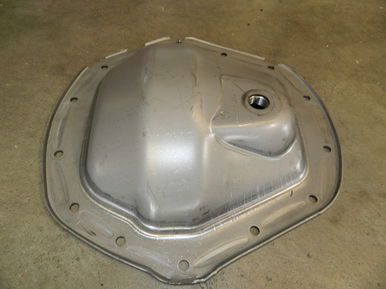 GM 11.5 AAM Rear Differential Cover 1999+ Chevrolet GMC 2500 3500