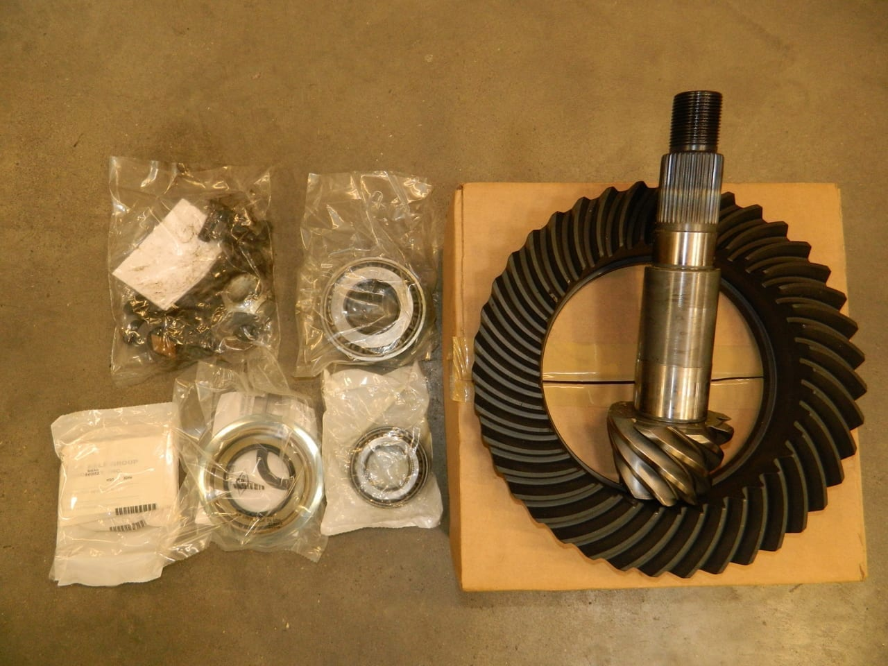 Dana 80 Ford 4:88 Ring Gear & Pinion Kit Set F350 Dually