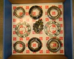C10.5/11.5 Rear Axle Wheel Hub Bearing Kit Single Rear Wheel 2003+ Dodge 2500 3500 AAM 10.5 and 11.5