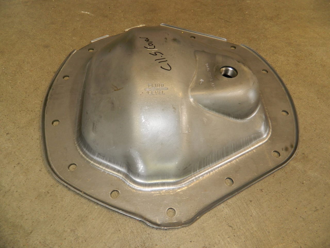 Dodge Ram 11.5 AAM Rear Differential Cover 2003+ 2500 3500
